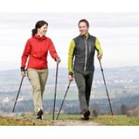 Палки для скандинавской ходьбы и ледоступы