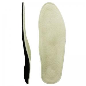 Каркасные ортопедические стельки с покрытием из натуральной шерсти «Зима Элит» (арт. 50Т)