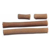 Трубочка силиконовая для пальцев стопы с тканевым покрытием (арт.170)