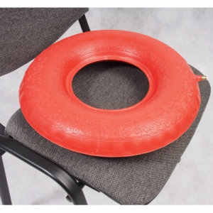 Надувная ортопедическая подушка от геморроя Fosta F 8057