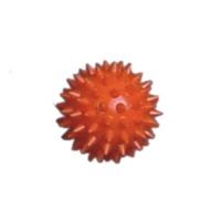 Мяч для фитнеса красный ОРТОСИЛА L 0105, диам. 5 см