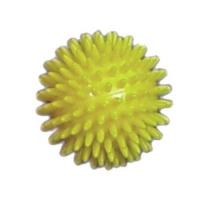 Мяч для фитнеса желтый ОРТОСИЛА L 0108, диам. 8 см