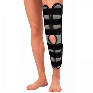 Бандаж для полной фиксации коленного сустава (тутор) Т.44.46 (Т-8506)